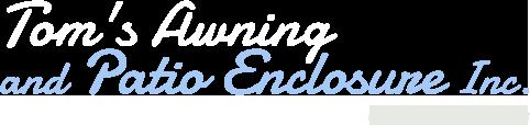 toms-awning Logo